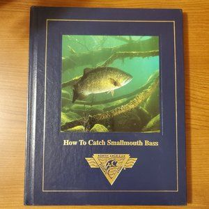 How to Catch Smallmouth Bass Hardcover